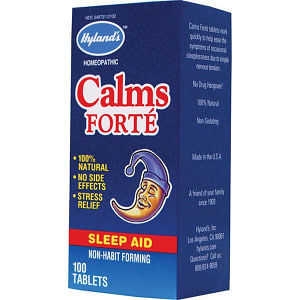 Calms Forte - Sleep Aid-100 tabs- Code#: PC1442