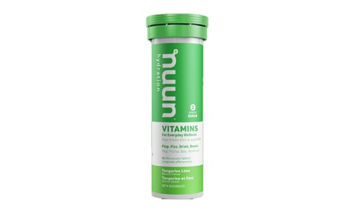 Vitamins - Tangerine Lime Tablets- Code#: PC1480