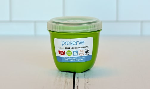 Mini Round Container - Green Apple- Code#: PC1493