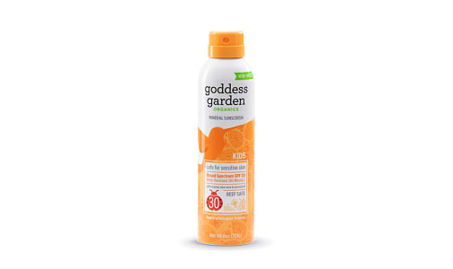 Sunny Kids Sunscreen - Continuous Spray, SPF30- Code#: PC1530