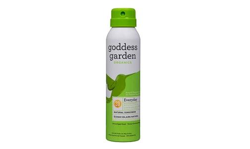 Everyday Sunscreen - Continuous Spray, SPF30- Code#: PC1531