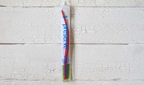Soft Toothbrush- Code#: PC1552