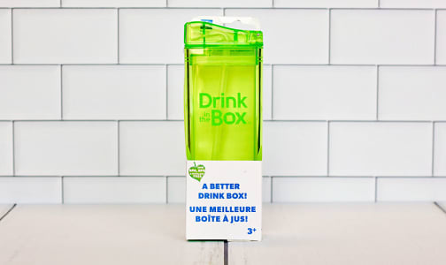 Drink in the Box - Green- Code#: PC1562