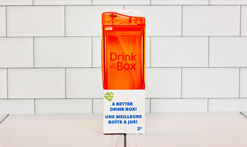Drink in the Box - Orange- Code#: PC1563