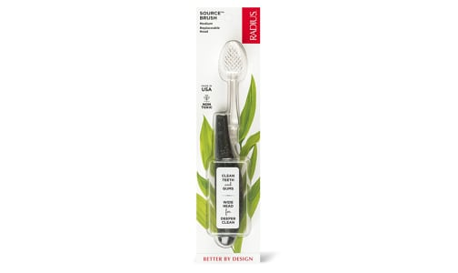 Source Toothbrush Medium Bristles- Code#: PC1577