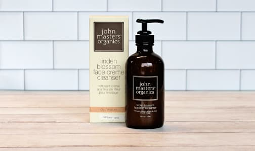Linden Blossom Face Creme Cleanser- Code#: PC1726