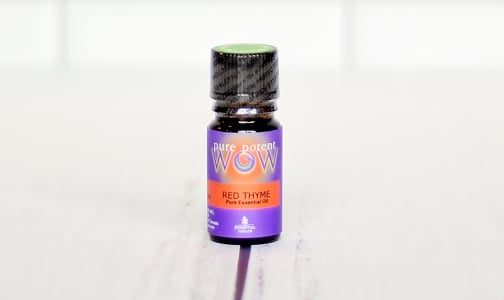 Organic Red Thyme- Code#: PC1783
