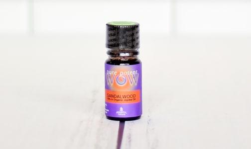 Organic Sandalwood 10%- Code#: PC1827