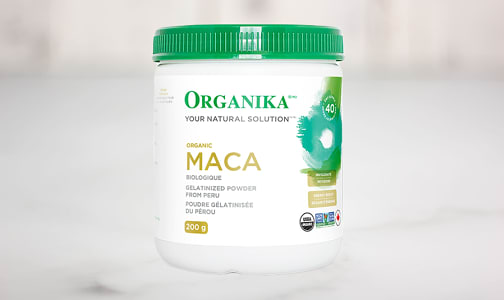 Organic Gelatinized Maca- Code#: PC1850