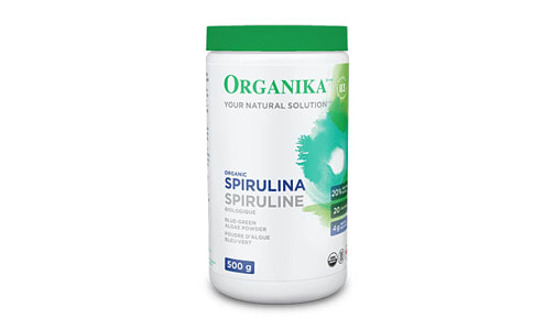 Organic Spirulina Powder- Code#: PC1875