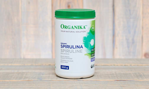 Organic Spirulina Powder- Code#: PC1876
