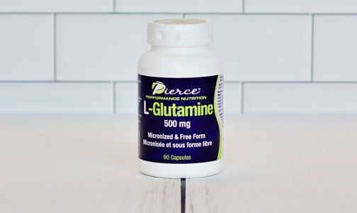 L-Glutamine 500 mg- Code#: PC1957