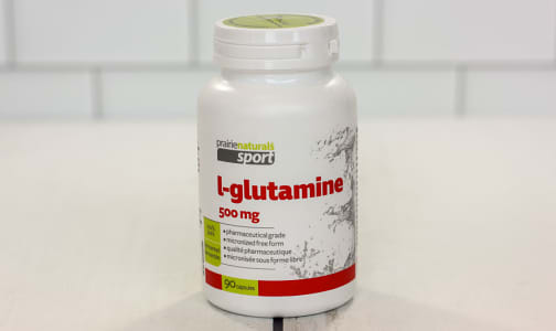 L-Glutamine 500 mg- Code#: PC1957