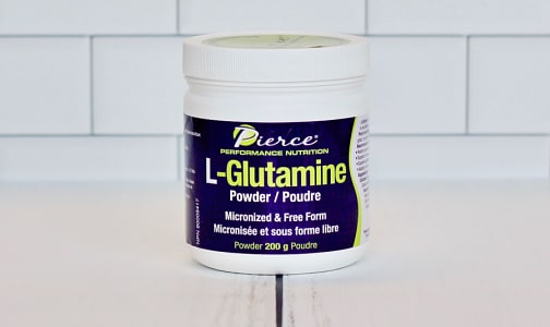 L-Glutamine Powder- Code#: PC1959