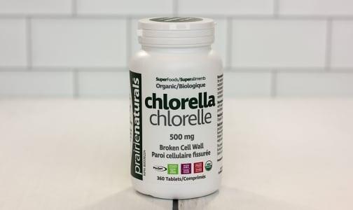 Organic Chlorella Powder- Code#: PC1971