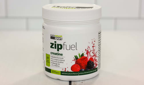 ZipFuel Creatine - Wild Berry- Code#: PC1985