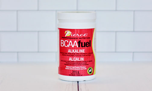 BCAA Fuel Fruit Punch- Code#: PC1987
