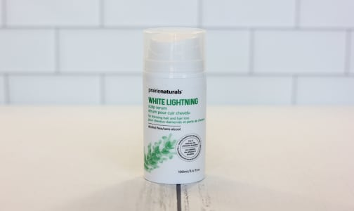 White Lightning Scalp Serum- Code#: PC2002