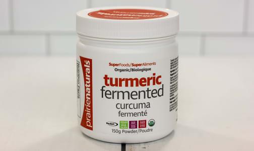 Organic Fermented Turmeric Powder- Code#: PC2018