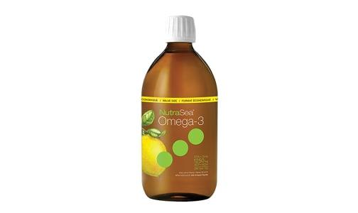 Omega-3 - Lemon- Code#: PC2049