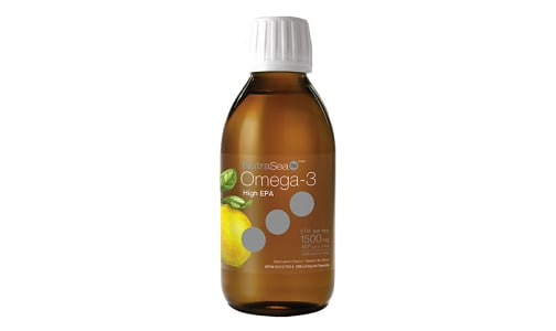 Omega-3 HP Extra strength EPA - Lemon- Code#: PC2050