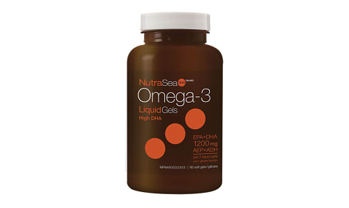 Omega-3 DHA Extra Strength - Fresh Mint- Code#: PC2064