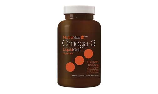 Omega-3 DHA Extra Strength - Fresh Mint- Code#: PC2064