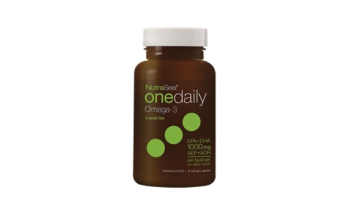 Omega-3 One Daily - Fresh Mint- Code#: PC2068