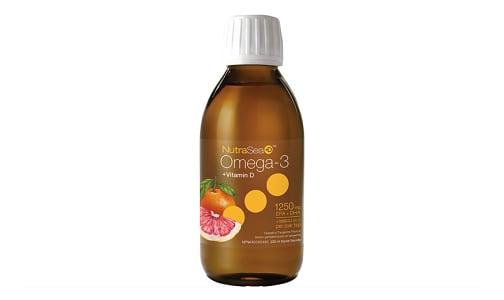 Omega-3 +D - Grapefruit Tangerine- Code#: PC2069