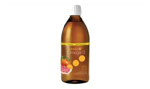 Omega-3 +D - Grapefruit Tangerine- Code#: PC2070