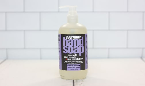 Hand Soap - Lavender + Coconut- Code#: PC2195