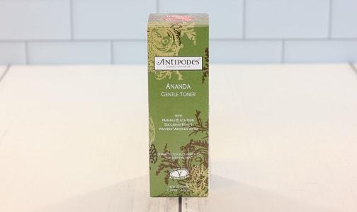 Organic Ananda Antioxidant-Rich Gentle Toner- Code#: PC2308
