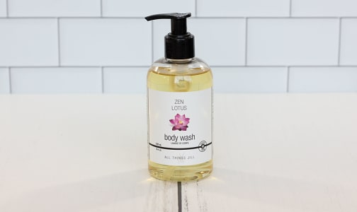 Zen Lotus Body Wash- Code#: PC2348