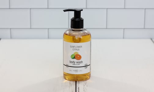 Sunflower Citrus Body Wash- Code#: PC2349