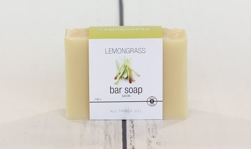 Bar Soap - Lemongrass- Code#: PC2353