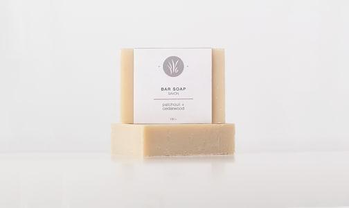 Bar Soap - Patchouli Cedar- Code#: PC2354