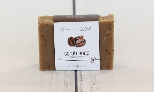 Bar Soap - Coffee & Clove- Code#: PC2357