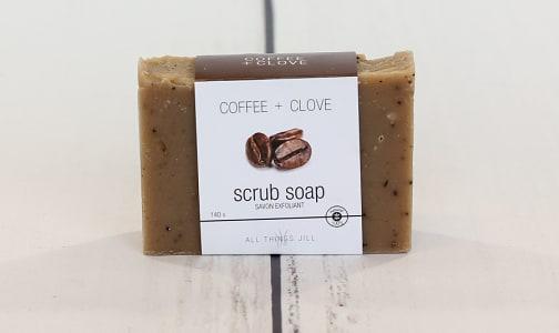 Bar Soap - Coffee & Clove- Code#: PC2357