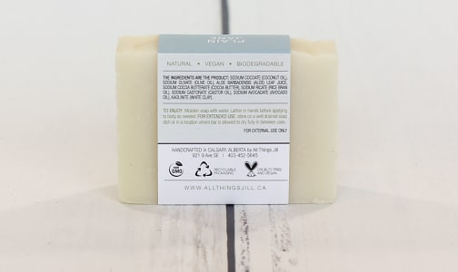 Bar Soap -  Plane Jane- Code#: PC2358