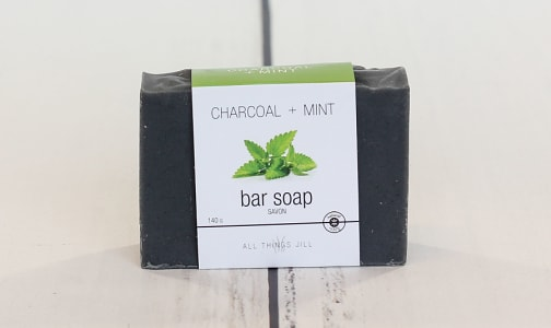 Bar Soap - Charcoal Mint- Code#: PC2359