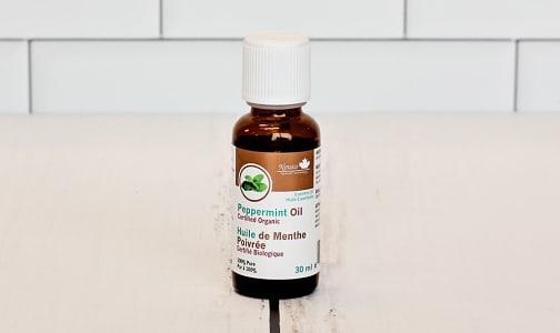 Organic Peppermint Oil- Code#: PC2397