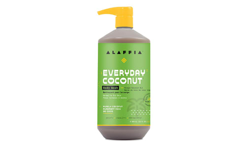 Everyday Coconut, Super Hydrating Body Wash- Code#: PC2425