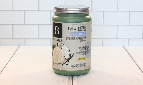 Organic Perfect Protein Elevated - Brain Boost Vanilla- Code#: PC2456