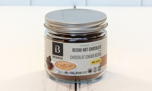 Organic Reishi Hot Chocolate- Code#: PC2459