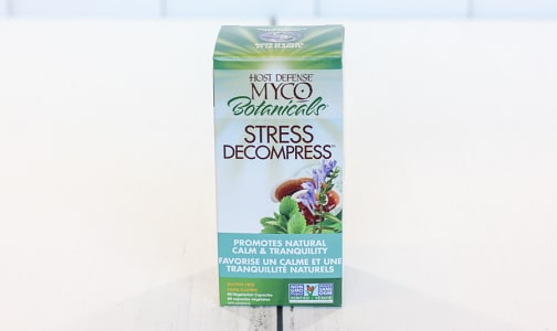 Organic MycoBotanicals Stress Decompress- Code#: PC2470
