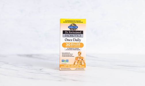 Dr.Formulated Probiotics - Once Daily (Shelf-Stable)- Code#: PC2486