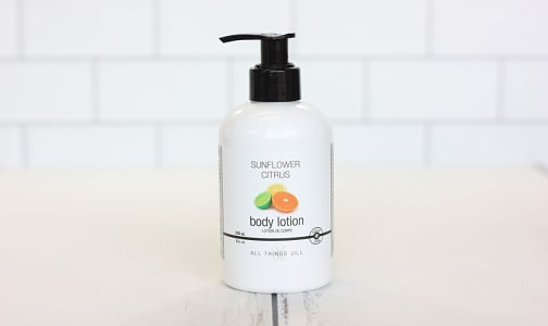 Sunflower Citrus Body Lotion- Code#: PC2532
