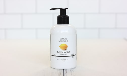 Lemon Meringue Body Lotion- Code#: PC2533