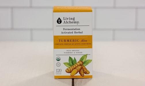Organic Turmeric Alive- Code#: PC2557