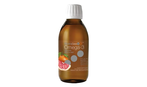 Omega-3 HP + D Extra Strength EPA - Grapefruit Tangerine- Code#: PC2564